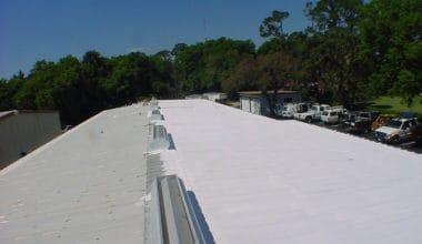 Roof Coating Failure