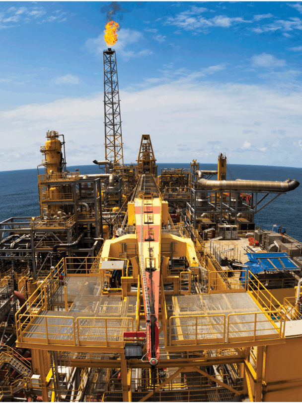 Maintenance Painting Practices for Offshore Oil and Gas Structures
