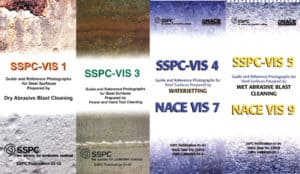 Photo 1 – SSPC Visual Standards