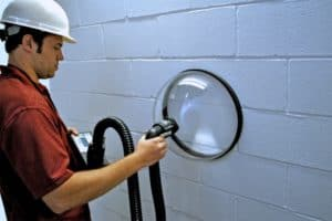 Air Leak Detector
