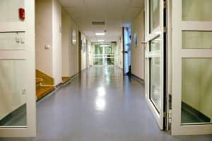 hospital coatings