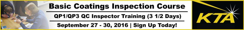 coatings inspection course