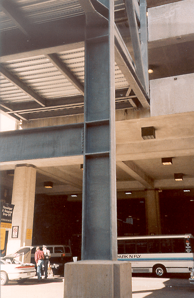 structural steel intumescent coatings