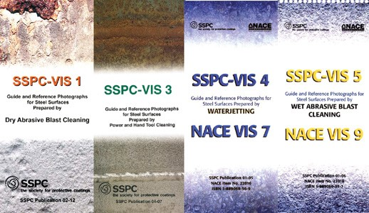 sspc visual guides
