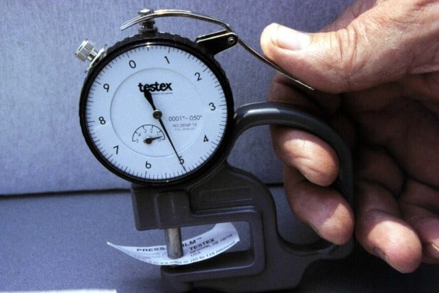 spring micrometer