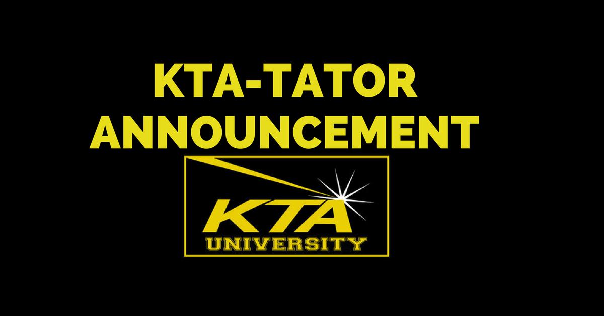 kta press release
