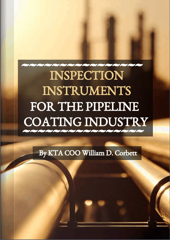 coating inspection instruments pipeline coatings industry