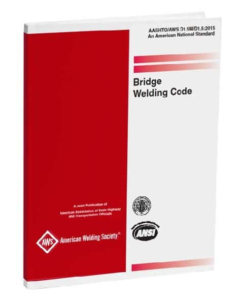 bridge welding code