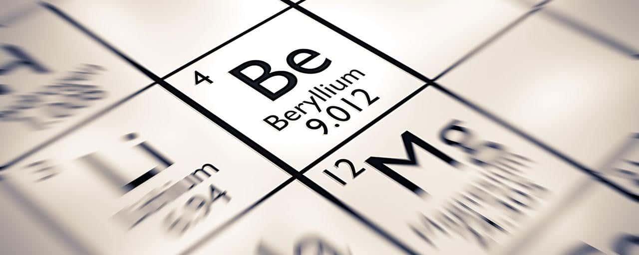 beryllium osha