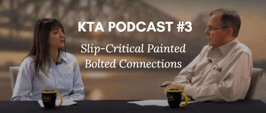 Slip Critical Painted Bolted Connection