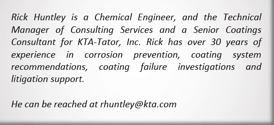 rick huntley kta