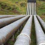 Large-Diameter Cooling Water Pipe and Penstocks: Selecting and Applying Linings