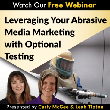 abrasive media coatings webinars