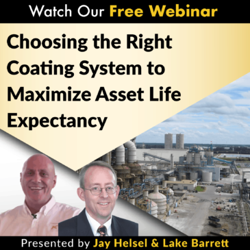 coating system selection life expectancy coatings webinars