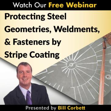 protecting steel stripe coatings webinars