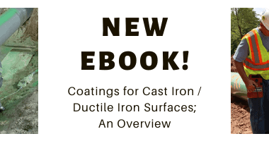 cast iron/ductile iron coatings