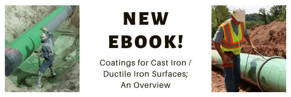cast iron/ductile iron coatings