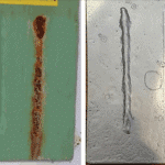 Evaluating Material Loss of Steel Under Protective Coatings in Marine Environments