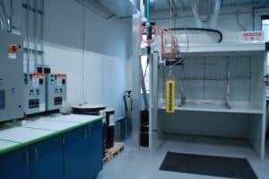 test panel preparation coating application laboratory testing services