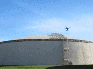 drone coatings inspection