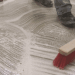 Inspection of the Precast Concrete Surface Preparation and Coating Application