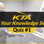 """KTA """"Test Your Knowledge"""" Series: Surface Preparation Abrasive Blast Cleaning Standards"""